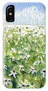 Daisy Field IPhone Case