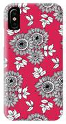 Daisy Flower Bouquet IPhone Case