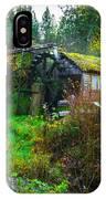 Dalby Waterwheel IPhone Case