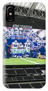 Dallas Cowboys Take The Field IPhone Case