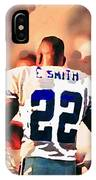 Dallas Cowboys Triplets IPhone Case