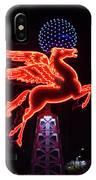 Dallas Pegasus V1 121417 IPhone Case