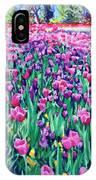 Dallas Tulips IPhone Case