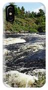 Dalles Rapids French River II IPhone Case