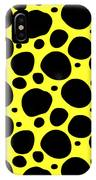 Dalmatian  Black Pattern 05-p0173 IPhone Case