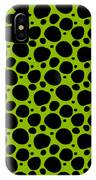 Dalmatian  Black Pattern 09-p0173 IPhone Case