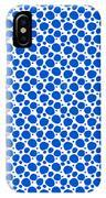 Dalmatian Pattern With A White Background 18-p0173 IPhone Case
