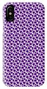 Dalmatian Pattern With A White Background 30-p0173 IPhone Case