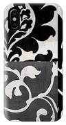 Damask Defined II IPhone Case