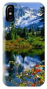 Damian Trevor - Awesome Mountain Tree Nature Landscape IPhone Case