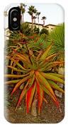 Dana Point Garden  IPhone Case