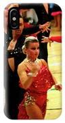 Dance Contest Nr 04 IPhone Case