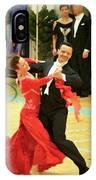 Dance Contest Nr 09 IPhone Case