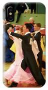 Dance Contest Nr 18 IPhone Case