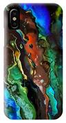 Dance Of The Seahorse  IPhone Case