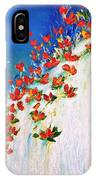 Dance Of The Spring IPhone Case
