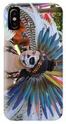 Dancer Day Of The Dead II IPhone Case
