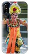 Dancer Of Bali IPhone Case