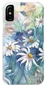 Dancing Daisies IPhone Case