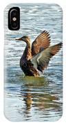 Dancing Duck IPhone Case