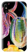 Dancing Glass Objects IPhone Case