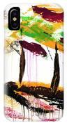 Dancing In The Rain, Vol. 1 IPhone Case