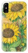 Dancing In The Sun 2  IPhone Case