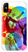 Dancing On Air IPhone Case