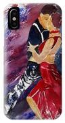 Dancing Tango IPhone Case