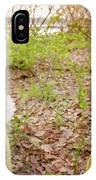 Dandelion Close To The River IPhone Case