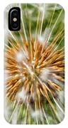 Dandelion Explosion IPhone Case