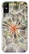 Dandelion Fuzz IPhone Case