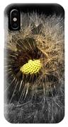 Dandelion Spotlight IPhone Case
