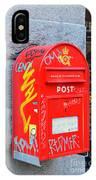 Danish Mailbox IPhone Case