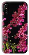 Danrobium Orchids Used To Make Lais IPhone Case