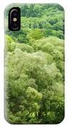 Danube Green IPhone Case
