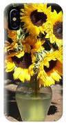 Dappled Sunlight IPhone Case