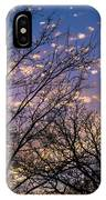 Dappled Sunset-1547 IPhone Case