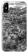 Darjeeling Monochrome IPhone Case