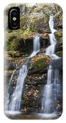 Dark Hollow Falls Shenandoah National Park IPhone Case