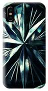 Dark Star On A Glass Scale IPhone Case