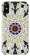 Das Weisse Kaleidoskop IPhone Case