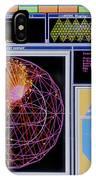 Data Capture, Sudbury Neutrino IPhone Case