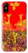 Datura Bird IPhone Case