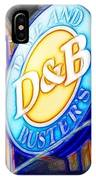 Dave And Buster's IPhone Case