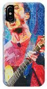 Dave Matthews Squared IPhone Case