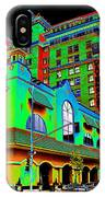 Davenport Hotel Downtown Spokane IPhone Case