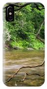 Davidson River IPhone Case