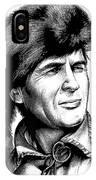 Davy Crockett IPhone X Case