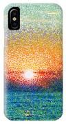 Dawn On A Caspian Sea IPhone Case